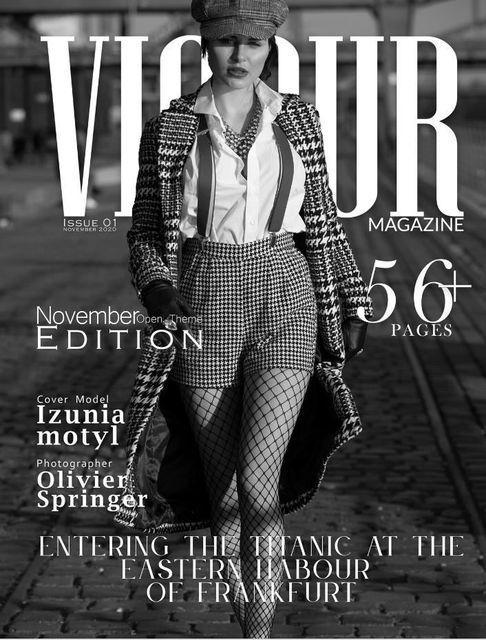 Vigour Magazine November 2020